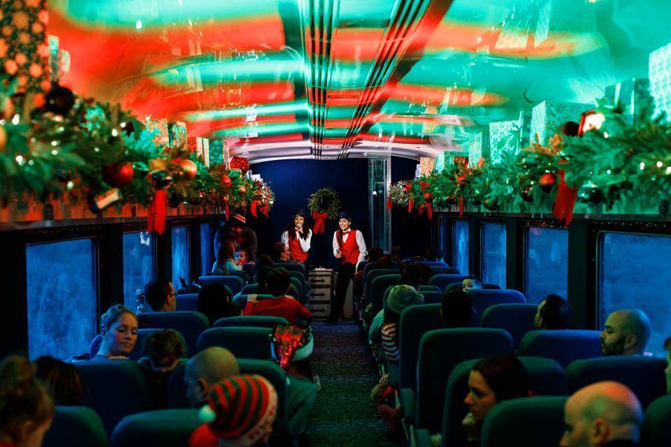 The Polar Express First Class